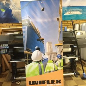Roll-up Uniflex